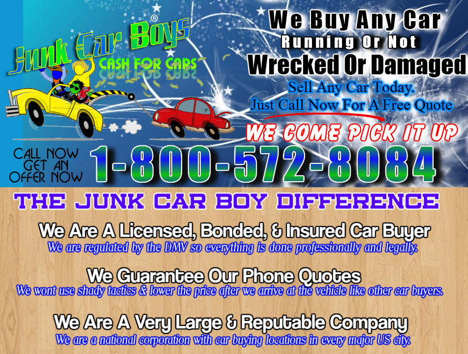 Buy Junk Cars Seattle >> Cash For Cars Seattle Wa We Buy Junk Vehicles Same Day